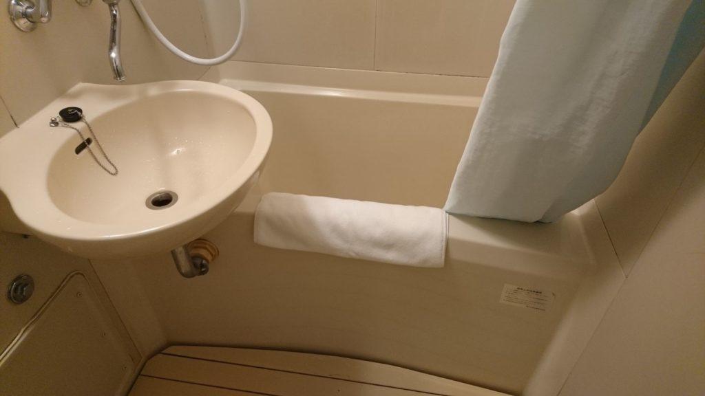 ばしゃ山村 部屋のお風呂