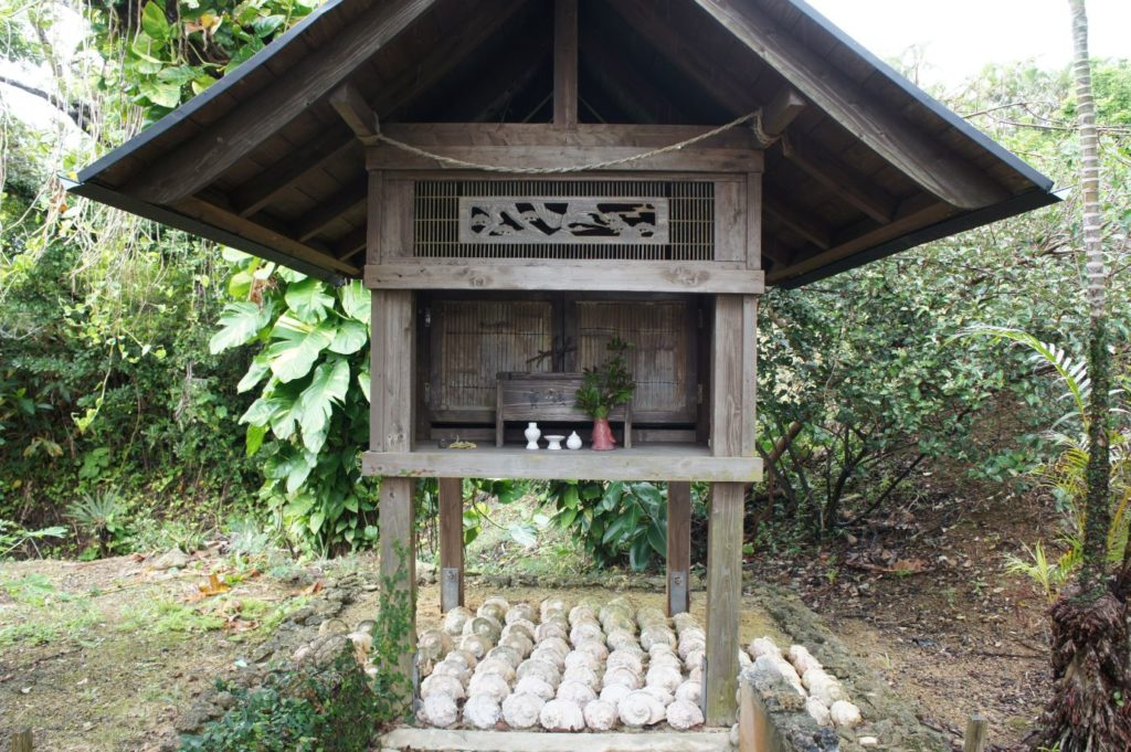 ケンムン神社